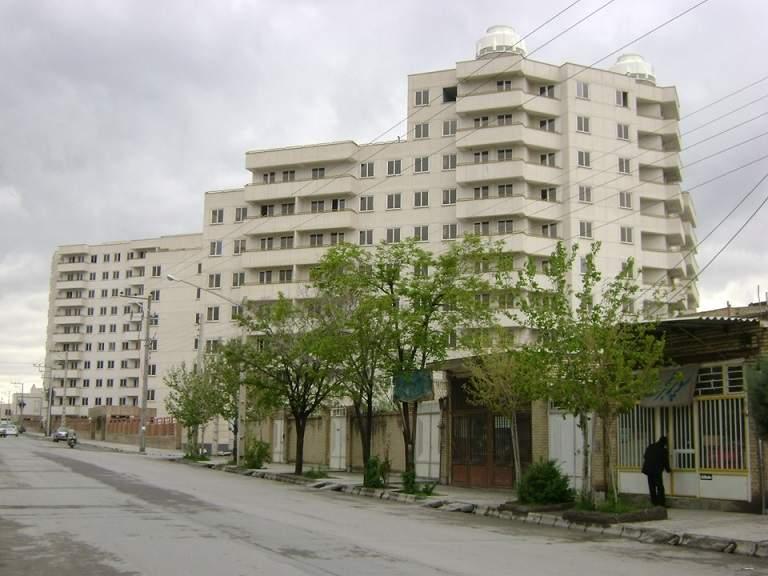 پاورپوینت مطالعات تطبیقی مجتمع مسکونی وکیل آباد