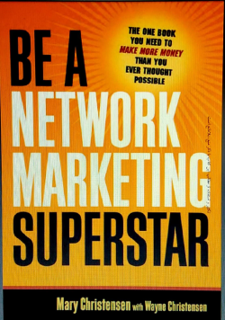 چگونه یک سوپراستار بازار یابی شبکه ای شویم